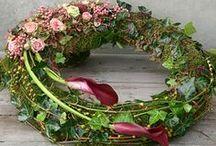 floristry - wreaths