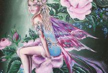 Féerique / Belles œuvres sur le thème de la féerie