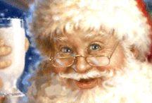 Noël / Belles images animées sur Noël