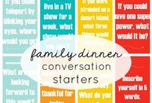 Family Life / Information and resources about family life - siblings, parents, nutrition, exercise, healthy habits and fun.
