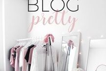 Blogging / Blogging tips and tricks, how to start a blog, blogging advice, ideas, help for beginners, how to make money blogging, design and inspiration.