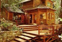 Dom / Dom w który można się wtulić