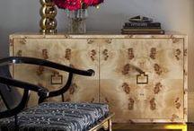 Wood Veneer Furniture - Home / Wood veneer furniture for home usage, including desks, bookshelves, tables, chairs, couches, stools, dressers, beds, bedroom sets, etc. / by Oakwood Veneer