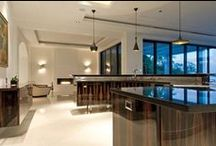 Wood Veneer in Kitchens and Dining Rooms / by Oakwood Veneer
