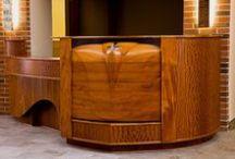 Wood Veneer in Commercial Buildings / by Oakwood Veneer