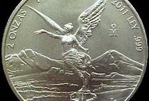 Mexican Silver Bullion Coins