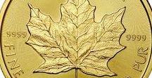 Canadian Gold Bullion Coins