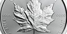Canadian Silver Bullion Coins