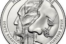 United States - Silver 5oz. America the Beautiful Bullion Coin