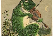 Frogs / Frogs & Toads