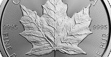 Canadian Platinum Bullion Coin