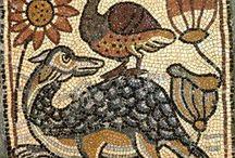 Classical Mosaics / Ancient mosaics and some modern interpretations.