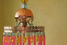Illuminate / Lamps, lights, chandeliers