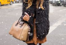 Fall | Winter Fashion / by Natasha Iwanow