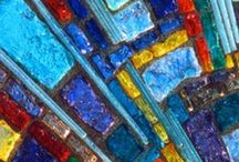 Stained Glass + mosaic