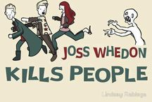 Joss Whedon / From the amazing mind of Joss Whedon
