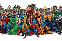 Superheroes! / Besides the Avengers, that is!