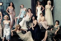 Amazing Women! / Famous Women, who I admire for their talent, grace, beauty and character.