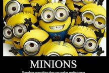 Minions and Friends / Despicable Me