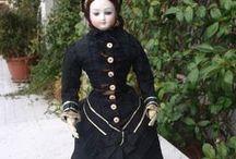 French Fashion Dolls / My favorite dolls!!!