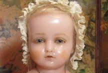 Early Wax Doll
