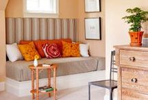 ReStored: Nook / Cute, fun and creative uses for a small space.