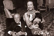 Duke and Duchess of Windsor / by Jane Hattatt