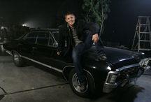 Dean's Baby / 1967 Chevy Impala from Supernatural AKA METALLICAR
