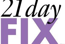 21 DAY FIX / by Cindy Lannan