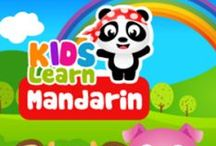 Learning Mandarin / Teaching your kids Mandarin