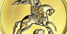 Russian Gold Bullion Coins