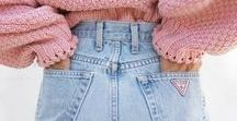 WOMEN'S DENIM FASHION