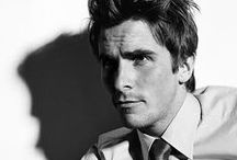 Hello handsome: Christian Bale