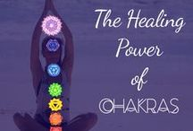 """:: CHAKRA HEALING :: / :: """"Love is the bridge between you and everything"""" - Rumi ::"""