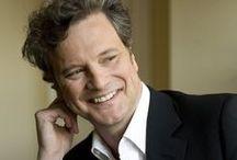 Hello handsome: Colin Firth / the perfect Mr. Darcy