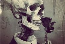 ......My Skeleton Romance...... / by Theda Bow