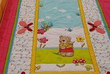 patchwork pre deti