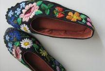 obuv, topánky