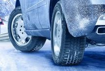 Winter Safety / Snow, sleet and ice can lead to hazardous conditions. Make sure you're prepared this winter!