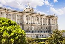 Madrid, Spain / Awesome things to see & do when visiting Madrid. Madrid's best sights, monuments, streets, architecture & landmarks. Where to go, what to do, what to see.  All the delicious food & drink and where to find the top restaurants, bars and markets.