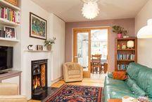 Rectangle Living Room