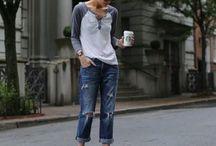 Jeans + Scarpin