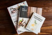 Favorite Cookbooks / Our recommended favorites—we have a large library of cookbooks at ChefSteps that includes what is on hand in our kitchen and extends to the personal collections in our individual homes. Whether you follow a recipe to the letter, or like to peruse a stack of books (or our site at www.chesteps.com) for ideas, it's a great way to start the creative process of cooking.