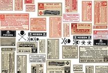 Labels/Tags/Prints...