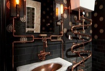 Home / What I want for my home. Lot of steampunk inspired items.