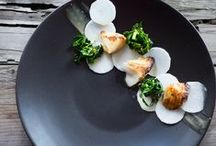 Plating Beauty / Lots of beautifully plated dishes we had to share from our fellow foodie friends!