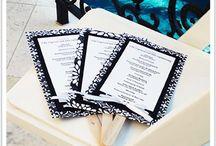 Wedding Programs / by My Rambler