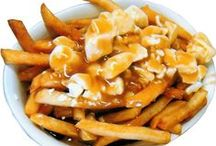 Poutine / Poutine is a Canadian classic. Originally hailing from Quebec, the dish of French-fries, squeaky cheese curds, and gravy is now popular all over the country and beyond, inspiring many variations and just as many heated arguments about their authenticity.  Whether you prefer old-school or new-school, our poutine recipes offer more than just an indulgent snack, they're also a gateway to some delicious science.