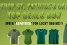 Athletic Promotions / Athletic Clothing offers new deal and promotion for every month.