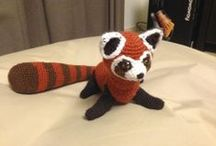 Amigurumis / Here I have some interesting amigurumis that I might take inspiration of or even recreate!